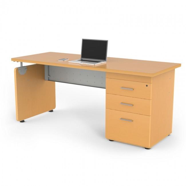 Muebles monterrosa y m s for Dimensiones de escritorios de oficina