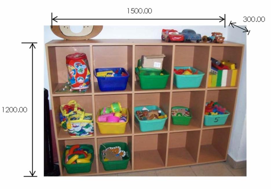 Muebles monterrosa y m s for Muebles para preescolar